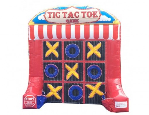 Image result for inflatable tic tac toe soccer dart