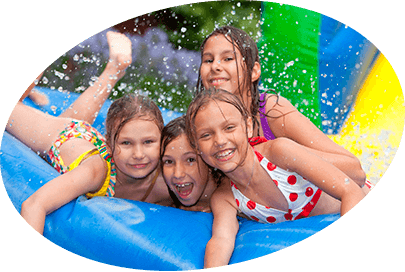 Fine Bounce House Water Slide And Party Rentals For Kids Home Interior And Landscaping Ologienasavecom